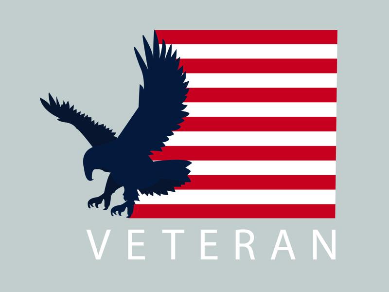 Veterans Day Logo logodesign logo veterans day veteran