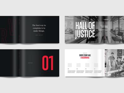 STRV Handbook editorial publication indesign layout typography story handbook employee print book
