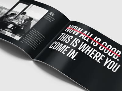 STRV Handbook layout typography publication indesign handbook print editorial book