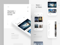Playstation iOS App Case Study