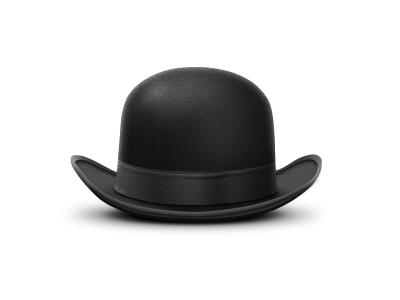 Hat hat cap head wow icon black dark