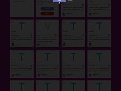Guide étape par étape (Onisep Folios) web app ux ui redesign guide steps application