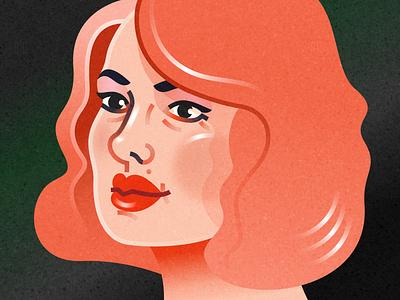 Wildest dreams taylor swift fashion illustration portrait illustration illustration figma