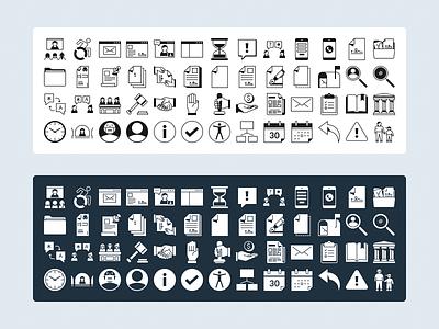 California State Icons branding ui ux iconography icon vector design illustration figma