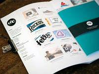 Graduate Self Promotional Booklet