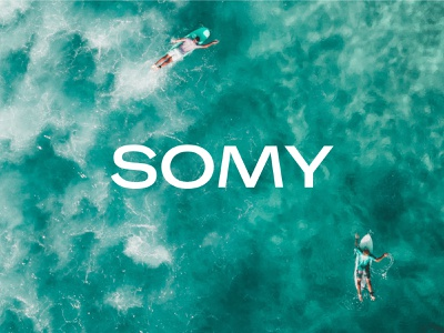 SOMY Visual Identity clothing brand graphic design design logo identity logotype branding visual identity brand identity