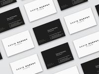 David Murphy Studio Branding