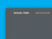 Michael Tobin Architecture
