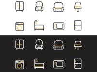 furniture icon