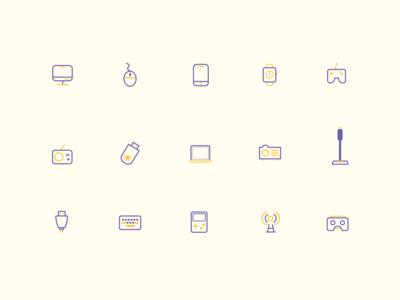 Electronic Equipment Icon 2x