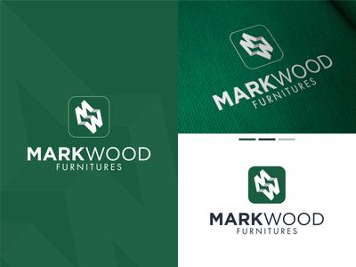 MarkWood Logo Concept