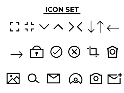 Icon Set - 055