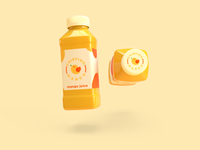Chirping Mango Packaging concept 1/2