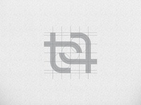 t t + Camera Logo Grid for Tushar Thakur Photography