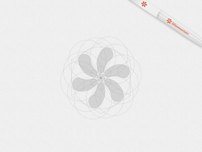 Lilliemountain Logo Grid