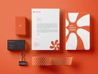 Stationery Design for Lilliemountain