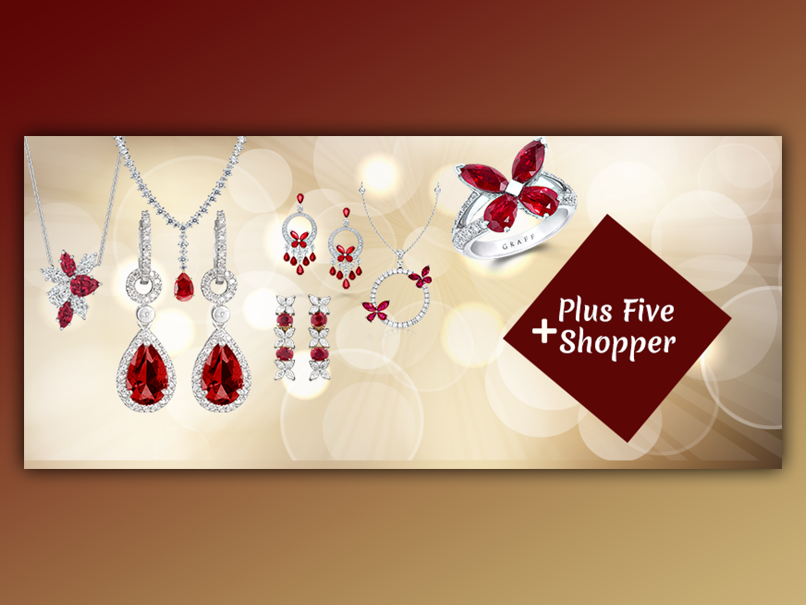 Plus Five Shopper S Facebook Cover By Rinki Khanam On Dribbble