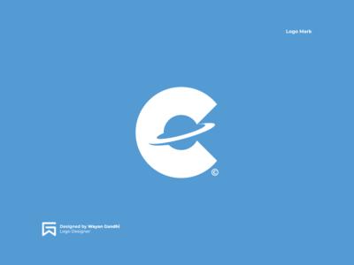 Central Planet Logo Concept