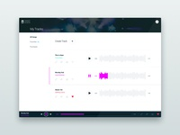 My Tracks :: Ghost Audio