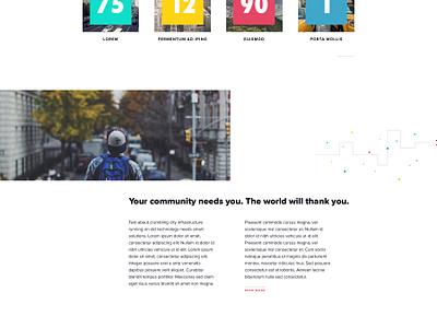 GLOBALHACK VI branding ui design ui register hack layout hackathon web design website
