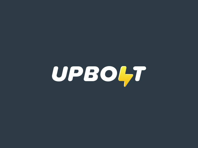 UpBolt Brand styles brand design app icon app identity logo branding brand