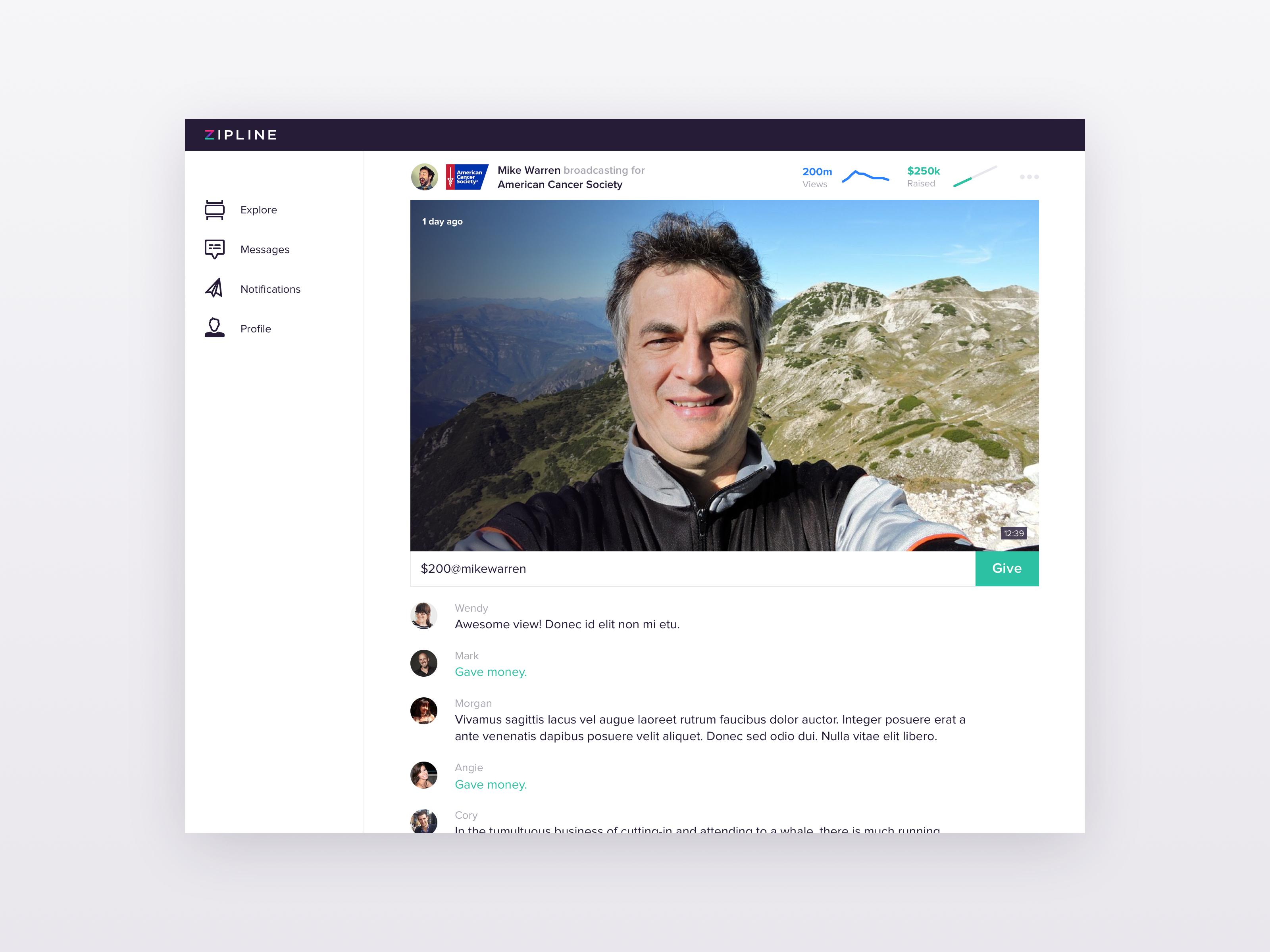 Zl desktop app