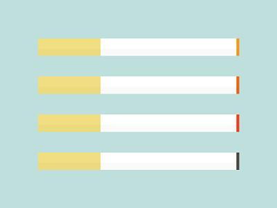 cigs. cigs animation css3 smoke pipe