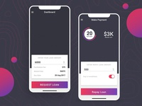 Dashboard | Mobile Application | Suffix Digital