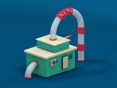 3D Machine | Personal Project
