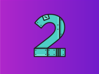 2 | Dribbble Invite x2