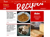 The Recipes by Newscorp