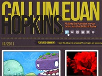 Callum Euan Hopkins New Design