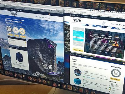 Mountain Hardwear on 3point5  brand ecommerce deal pro retail