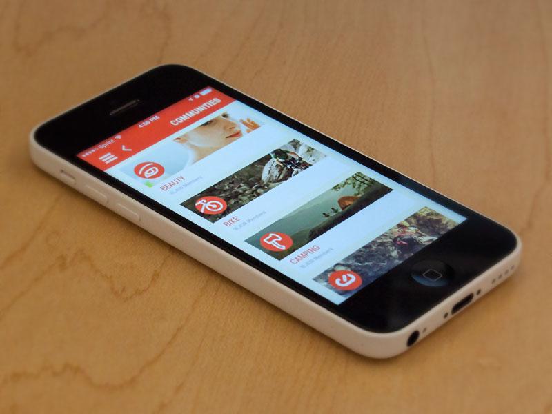 Dribbble mobile expertise