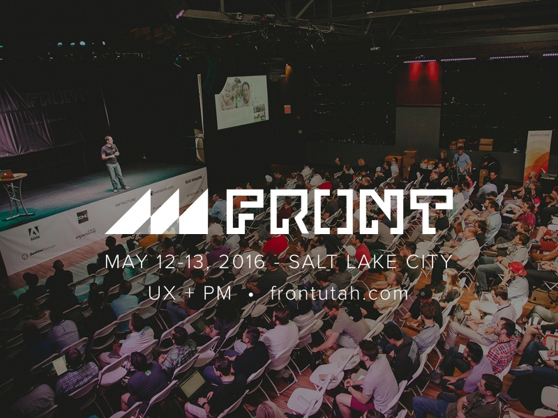 Dribbble front conference 2016