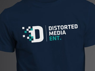 Distorted Media Entertainment shows sound lighting entertainment media distorted branding