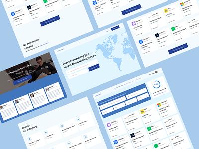 Internships design ux ui web design internships