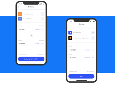Coinly - a cryptocurrency trading mobile app fintech app fintech illustration design figma ux ui mobile app bitcoin crypto exchange cryptocurrency crypto wallet