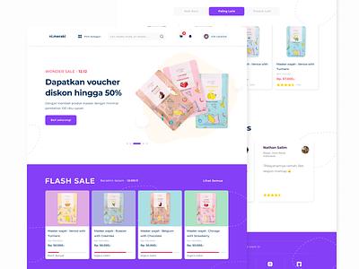 Marketplace Web App Exploration exploration concept clean webapp design figma webdesign design ux ui figmadesign