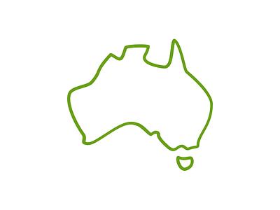 Australia Icon oz aussie victoria territory states patriotic country icon australia