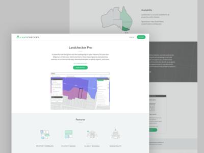 Landchecker - Property Planning Tool