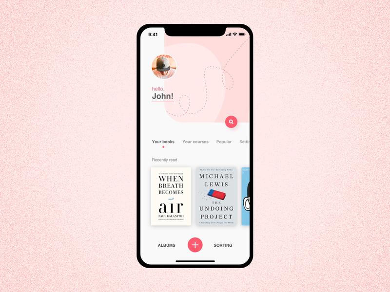 Daily UI 006 | User profile