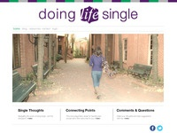 Doing life Single weblayout