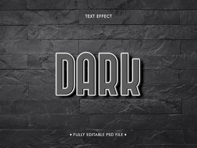 3d Text Effect 3d typeface vector 3d text effect 3d lettering trending illustrator typo typogaphy text design dribbleartist dark mode branding photoshop designer creative dailyui dribble shot dribbble