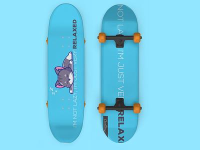 Skateboard Design branding print graphic design illustrator skate skateboard illustration photoshop design designer dailyui creative dribble shot dribbleartist