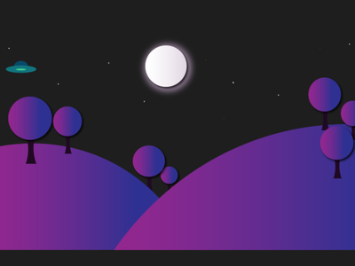 A Night Illustration purple uiux uidesign illustrator illustration art night artwork daily ui dribbble best shot design dribble shot vector illustration ui designer creative ui design dribbleartist