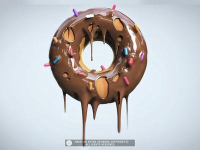 Donut dribbble