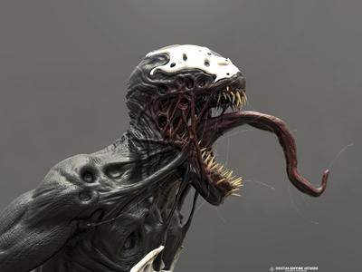 Venom Re-render
