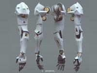 Mecha Arm 03