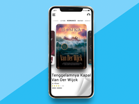 Ebook Reader | UI Design